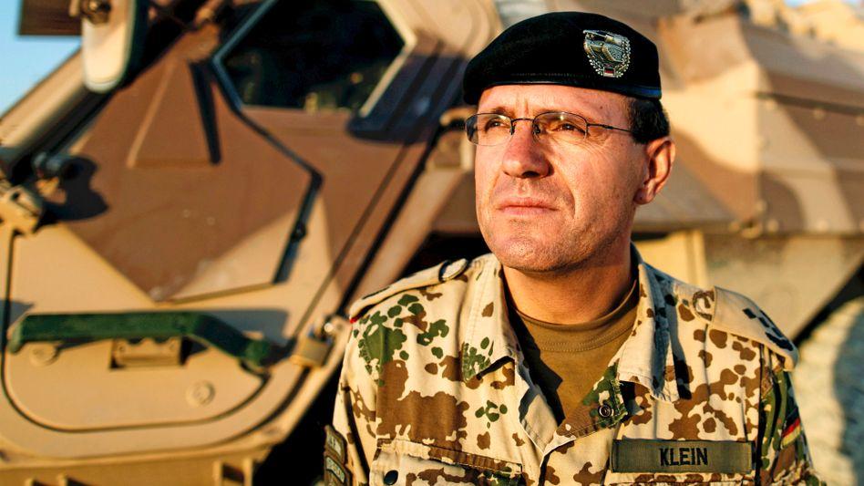 Oberst Klein: Nicht gegen das Völkerstrafgesetzbuch verstoßen