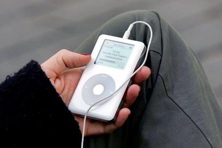"""iPod: """"Mit Musik sammelt man immer auch Fluchtwege"""""""