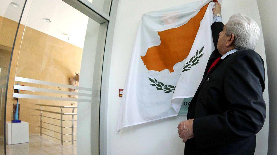 Zyperns Präsident Christofias: Gesuch um Hilfen von Euro-Partnern gestellt