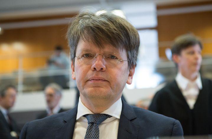 Jurist Möllers (Archivbild 2016)