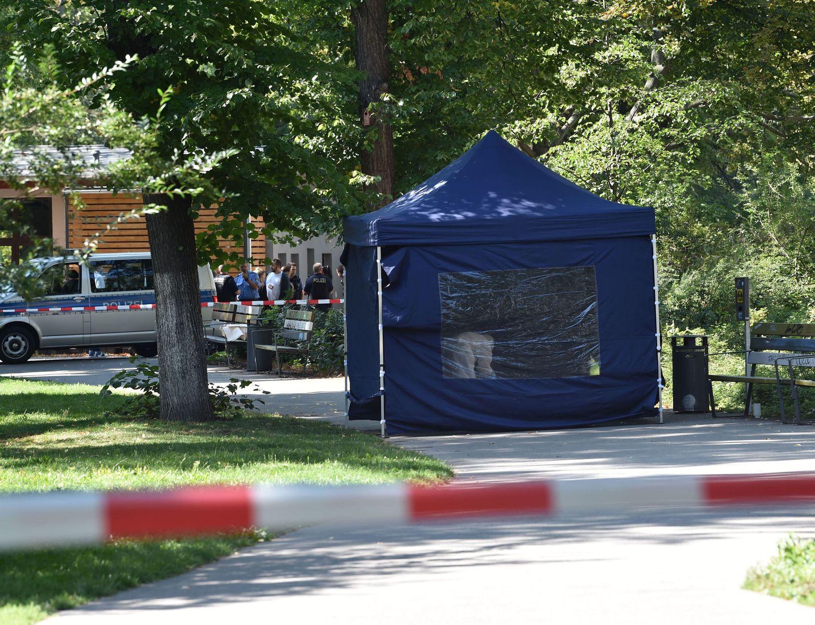 Nach dem Anschlag auf einen Georgier in Berlin