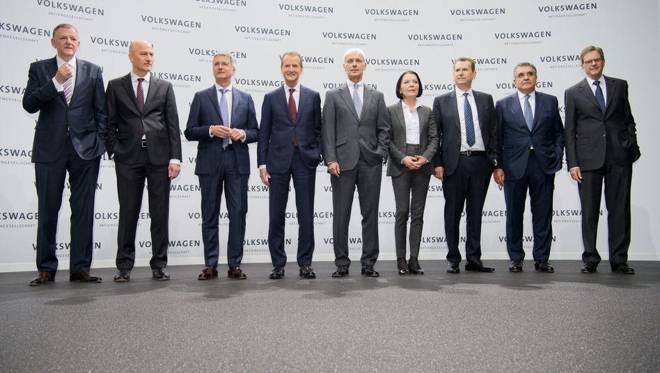 Vorstand der Volkswagen AG