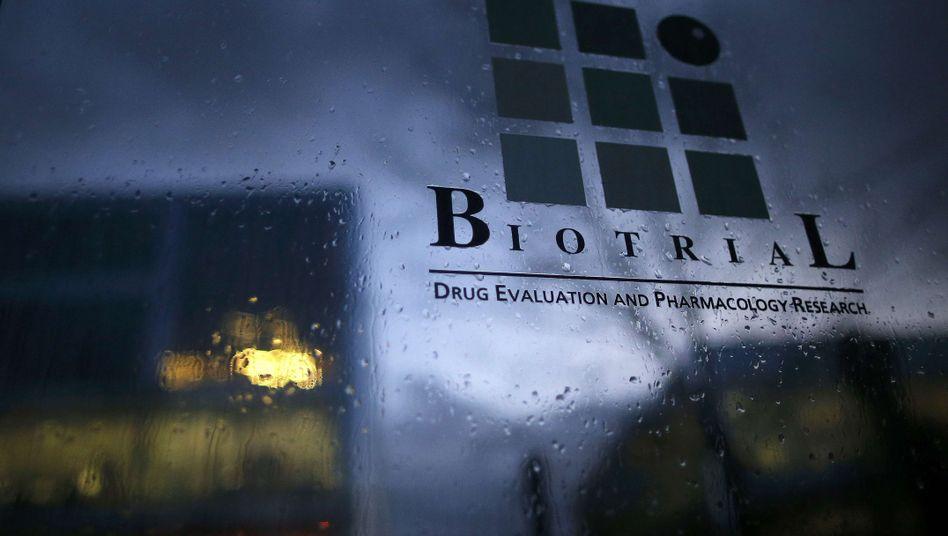 Forschungseinrichtung Biotrial im französischen Rennes: Auf die Durchführung von klinischen Versuchen spezialisiert