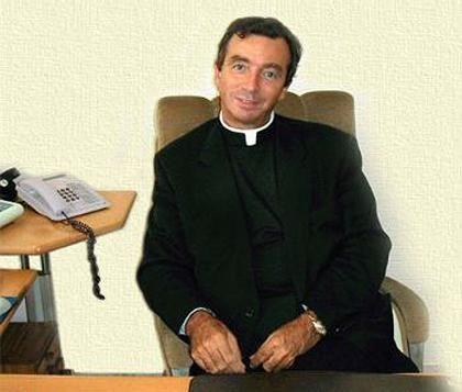 """Monsignore Stenico: """"Was bist du für ein guter Junge!"""""""