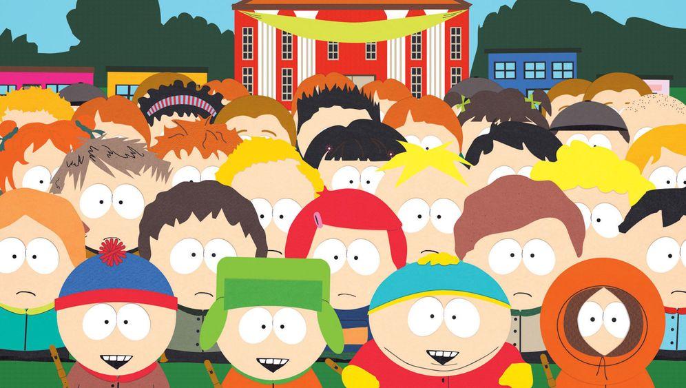 """Kontroverser Cartoon: Scientologen contra """"South Park"""""""
