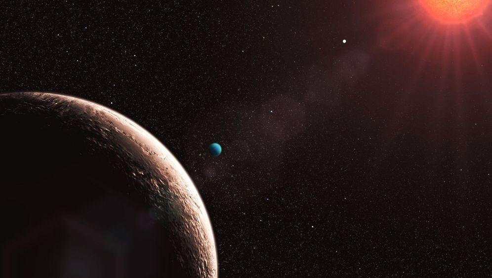 Exoplaneten: Suche nach der zweiten Erde