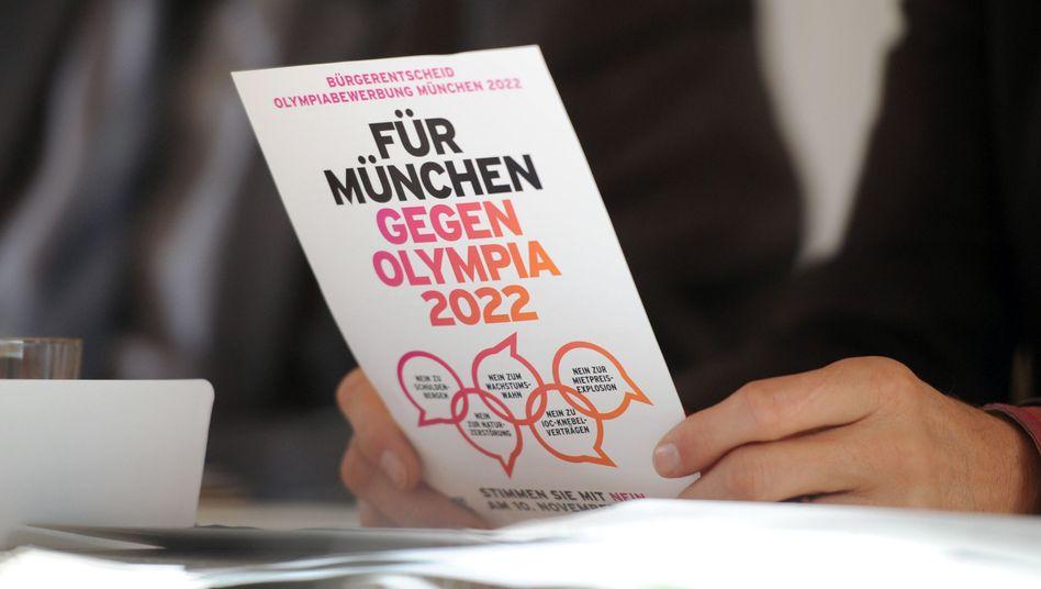 Absage für Münchens Olympia-Bewerbung: Triumph der Nein-Sager
