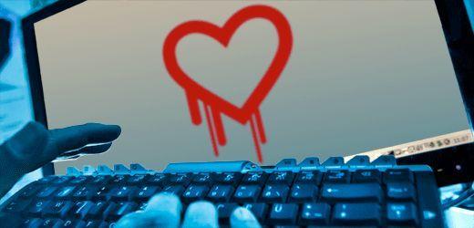 Heartbleed-Logo: Fehler in OpenSSL-Programm sorgt für viel Arbeit