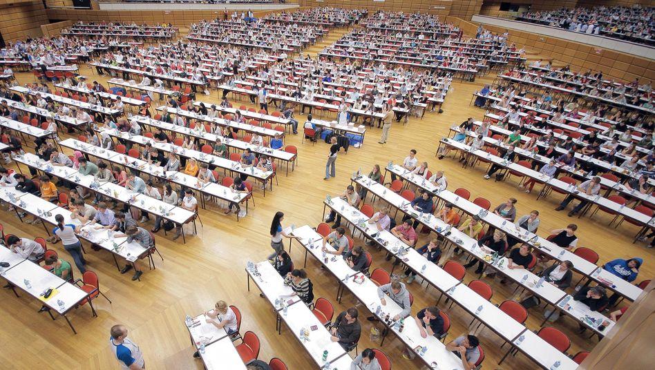 Eignungstests fürs Medizinstudium in Wien: 4370 Bewerber auf 740 Plätze