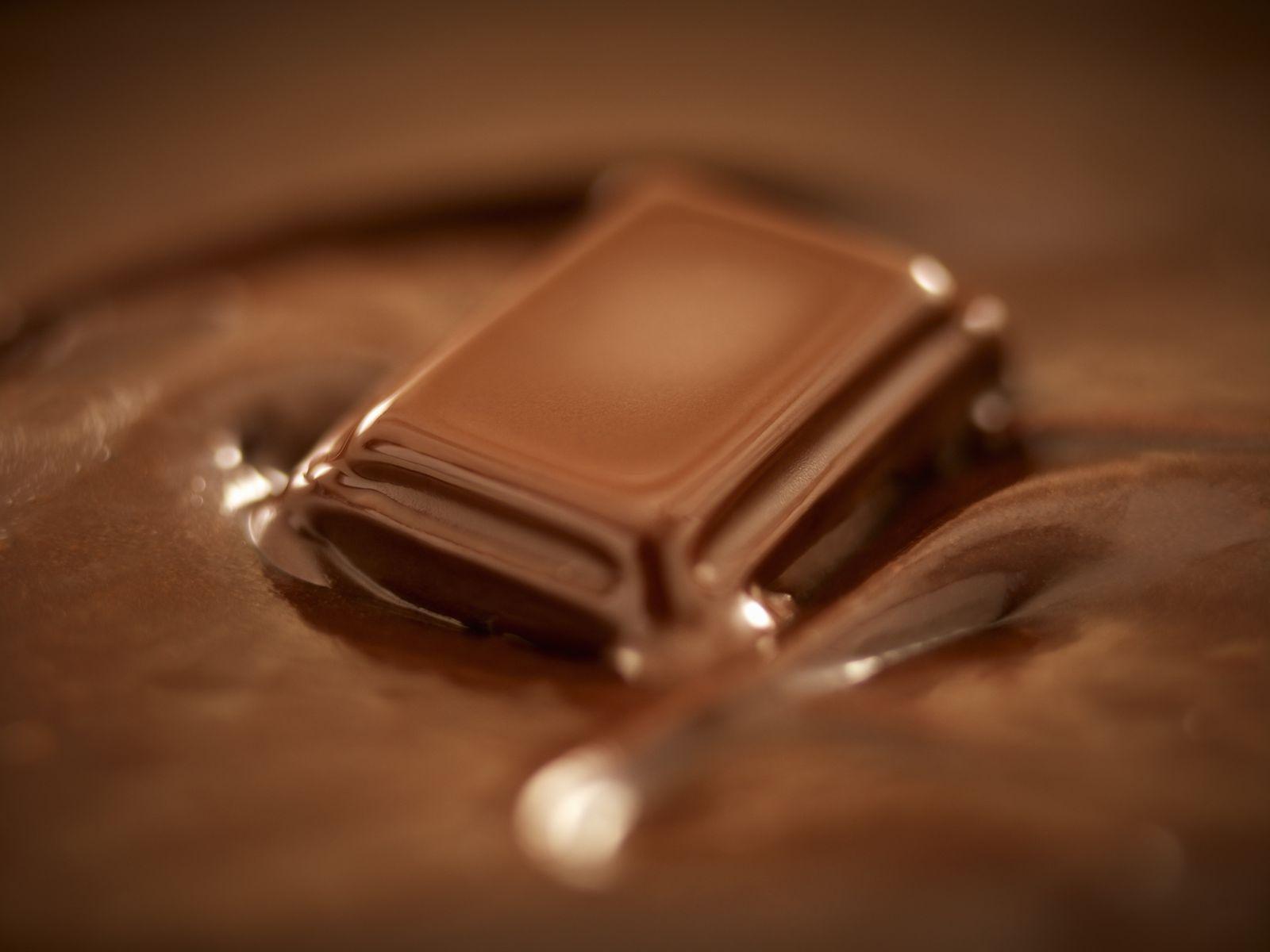 EINMALIGE VERWENDUNG Schokolade