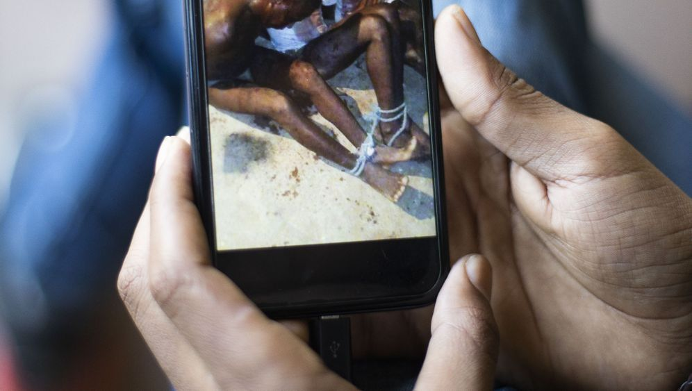 Photo Gallery: The Hell of Libyan Migrant Camps