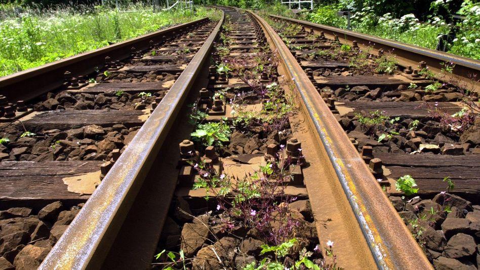 "Rostige Bahngleise: ""Jahrzehntelang vernachlässigt"""