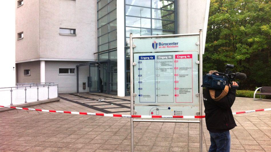 Nordrhein-Westfalen: Jobcenter-Mitarbeiterin stirbt nach Messerattacke