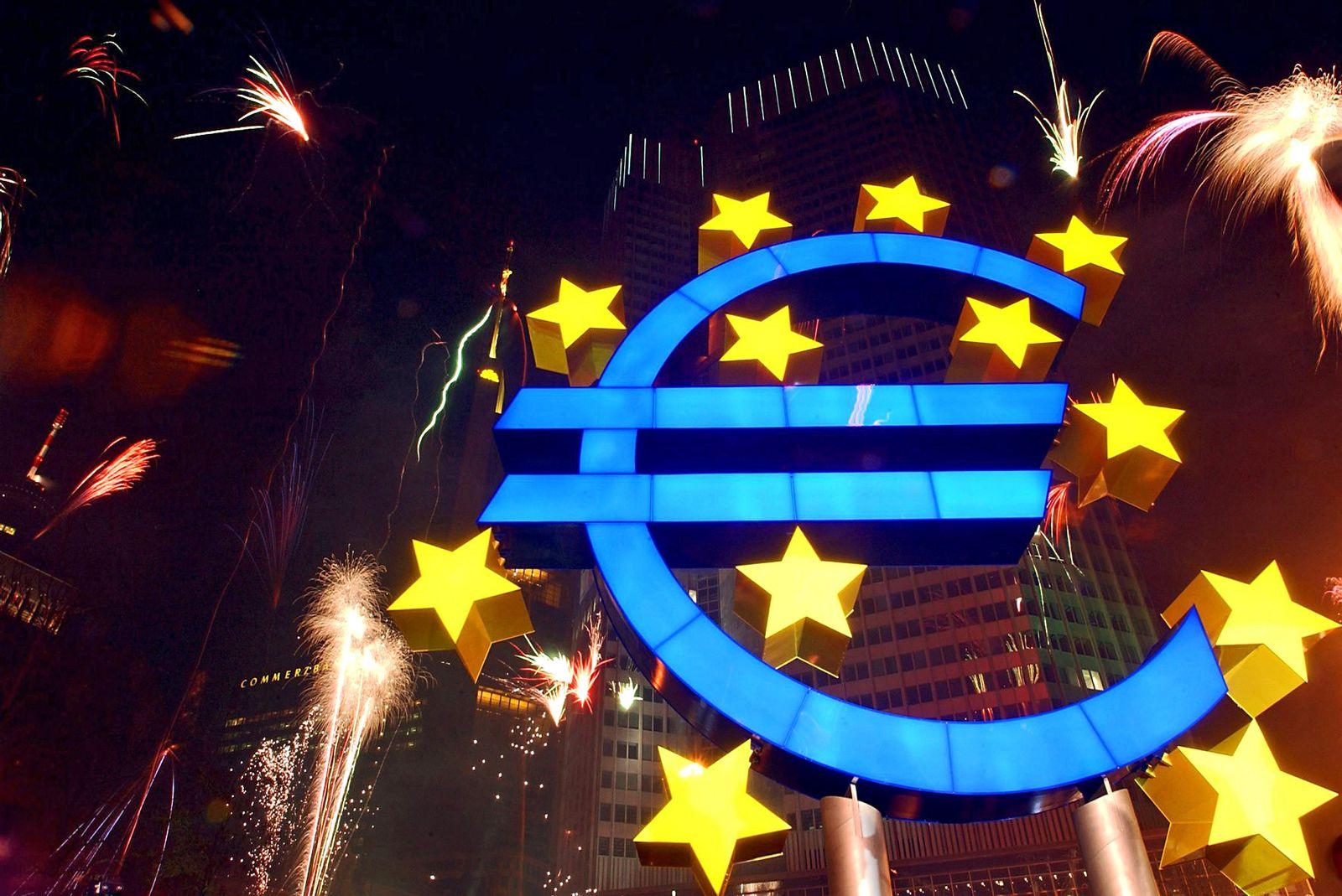 NICHT VERWENDEN Euro-Einführung