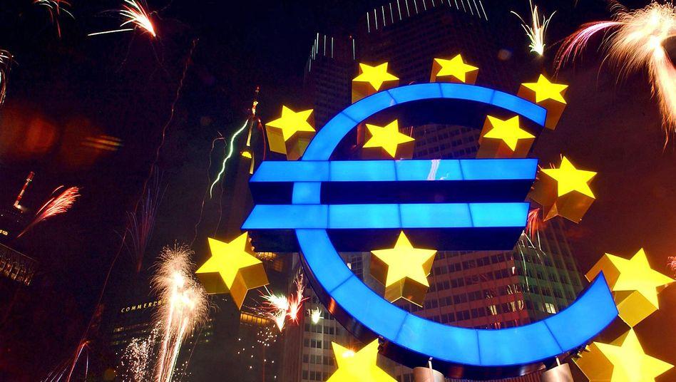 Euro-Bargeldeinführung 2002: Im Schnitt nur 1,5 Prozent Inflation pro Jahr