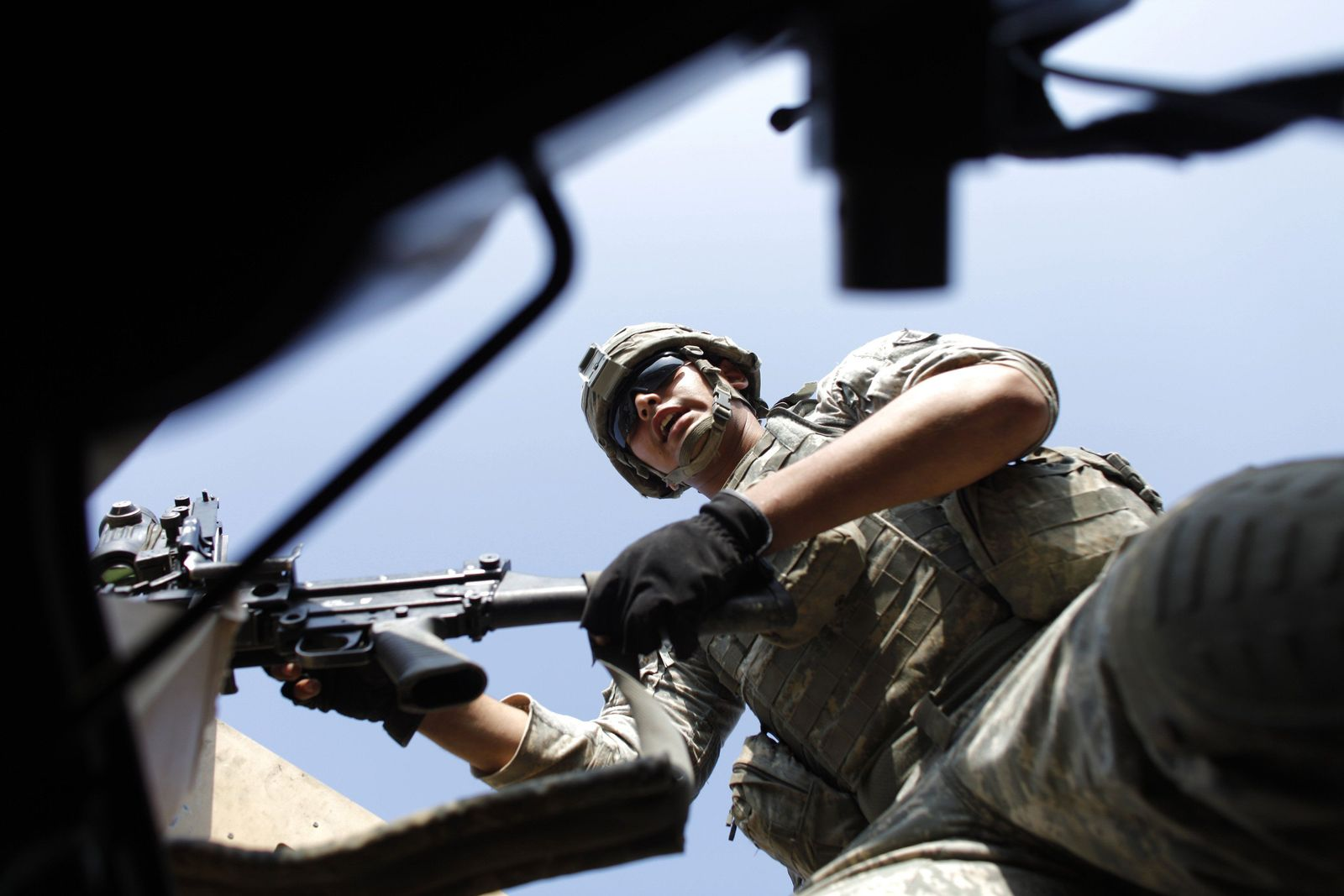 US / Task Force / Mountain Warrior / Afghanistan