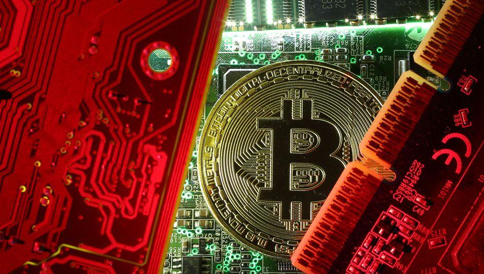Bitcoin (Illustration)