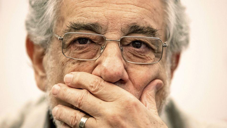 Plácido Domingo: Unterstützung aus Österreich