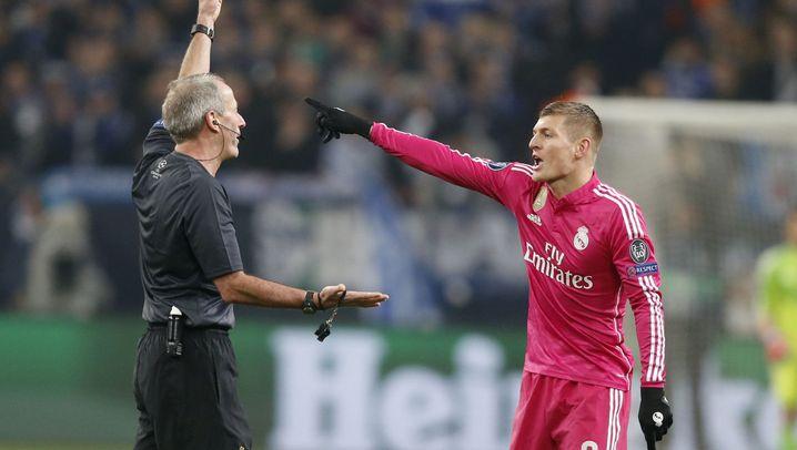 Reals Sieg beim FC Schalke: Ronaldo und Marcelo ins Tor, Platte an die Latte