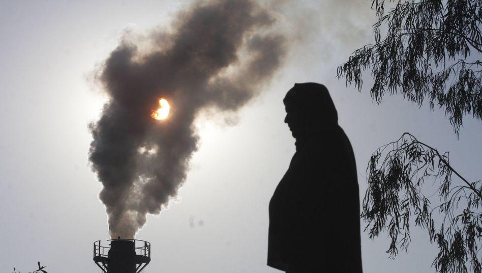 Müllverbrennungswerk im indischen Chandigarh: Letzte Chance zum Glück genutzt