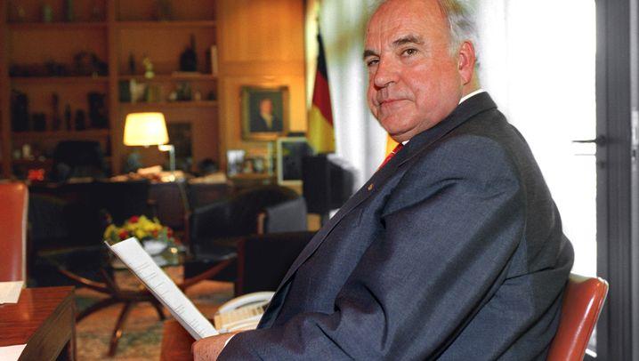 Kanzler der Einheit: Was Weggefährten über Helmut Kohl sagen