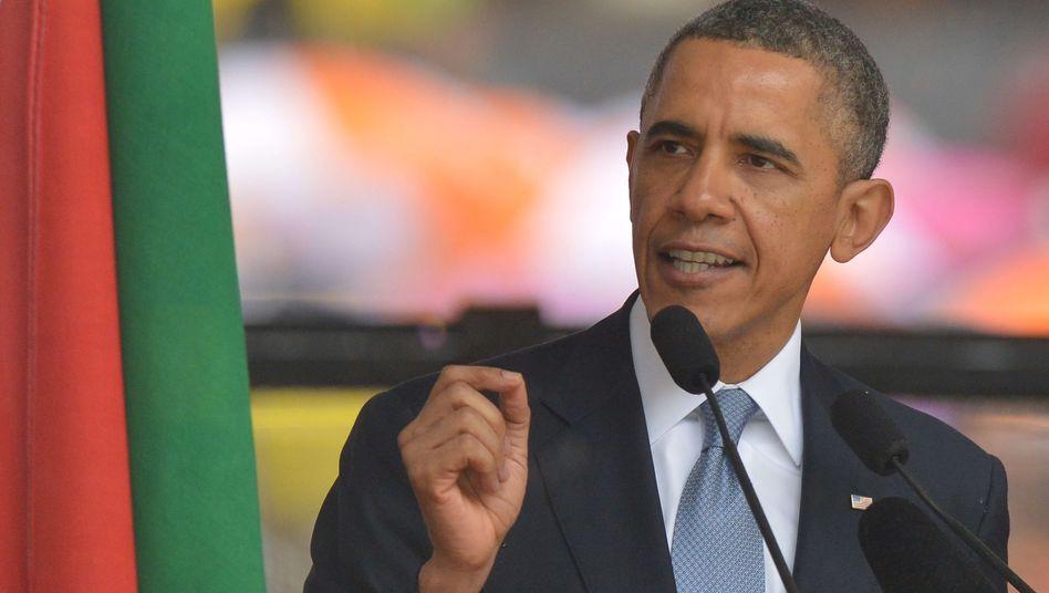 US-Präsident Obama: Nur eines von vielen Staatsoberhäuptern