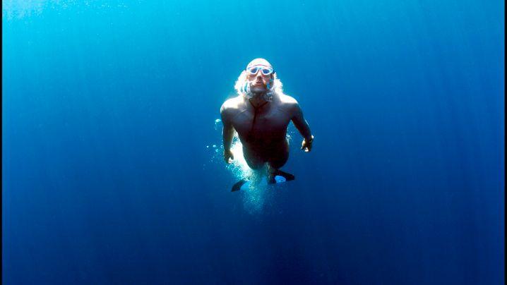 Guillaume Néry: Ab in die Tiefe