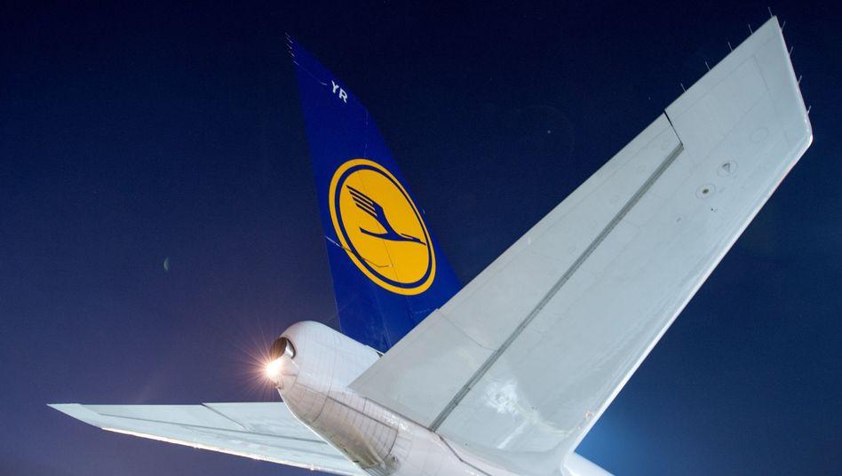 Boeing 747 in Frankfurt: Streiks in Frankfurt und Düsseldorf