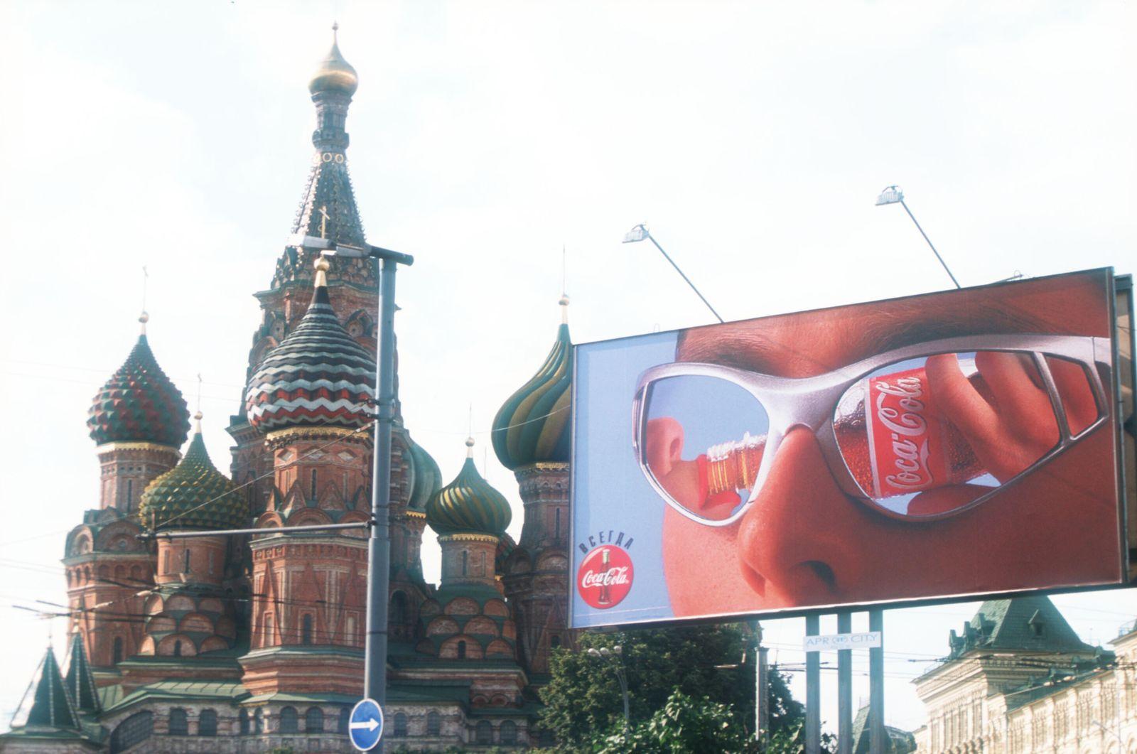 Pepsi Kriegsflotte - Revitalization Of Moscow