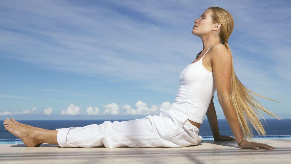 Muskelrelaxation: Körper und Seele gleichermaßen entspannen