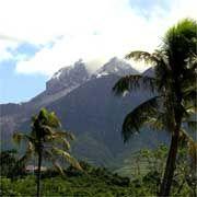 Soufrière Hills, Montserrat: Inselhauptstadt zerstört