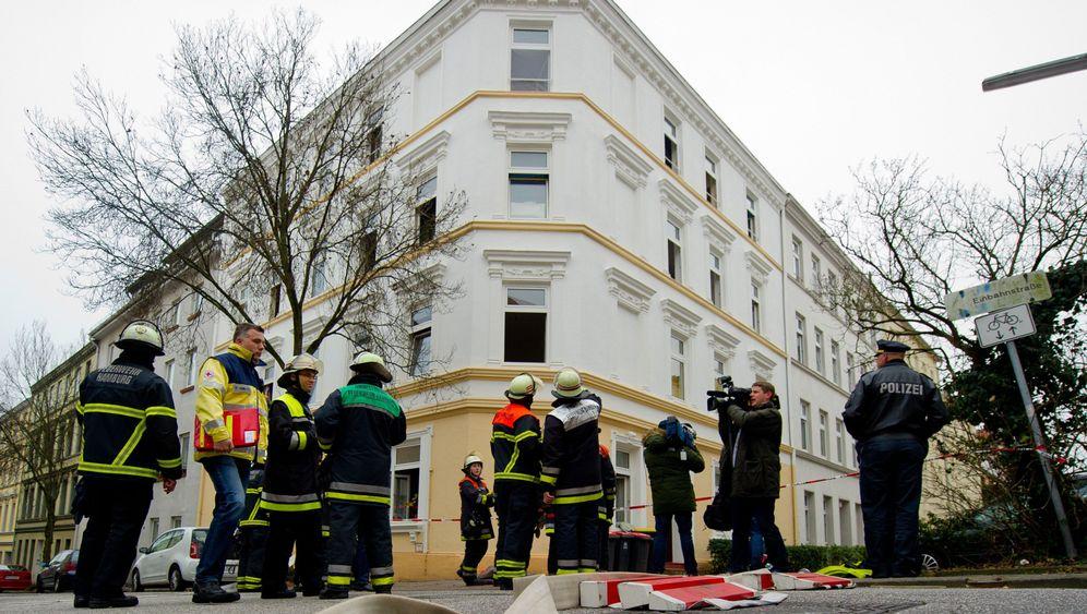 Kohlenmonoxid-Vergiftung: Zahl der Verletzten in Hamburg steigt auf 13