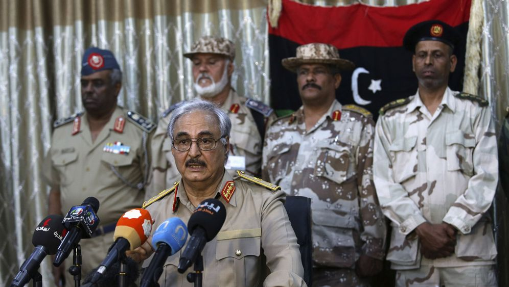 Photo Gallery: Rise of Strongmen in Arab World