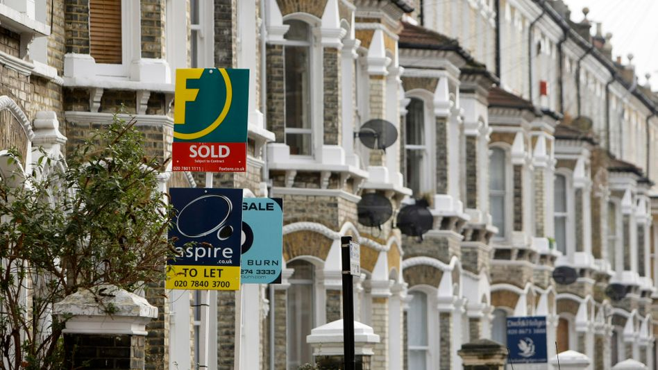 Property for sale in London: Wealthy French are interested in buying homes in Britain.