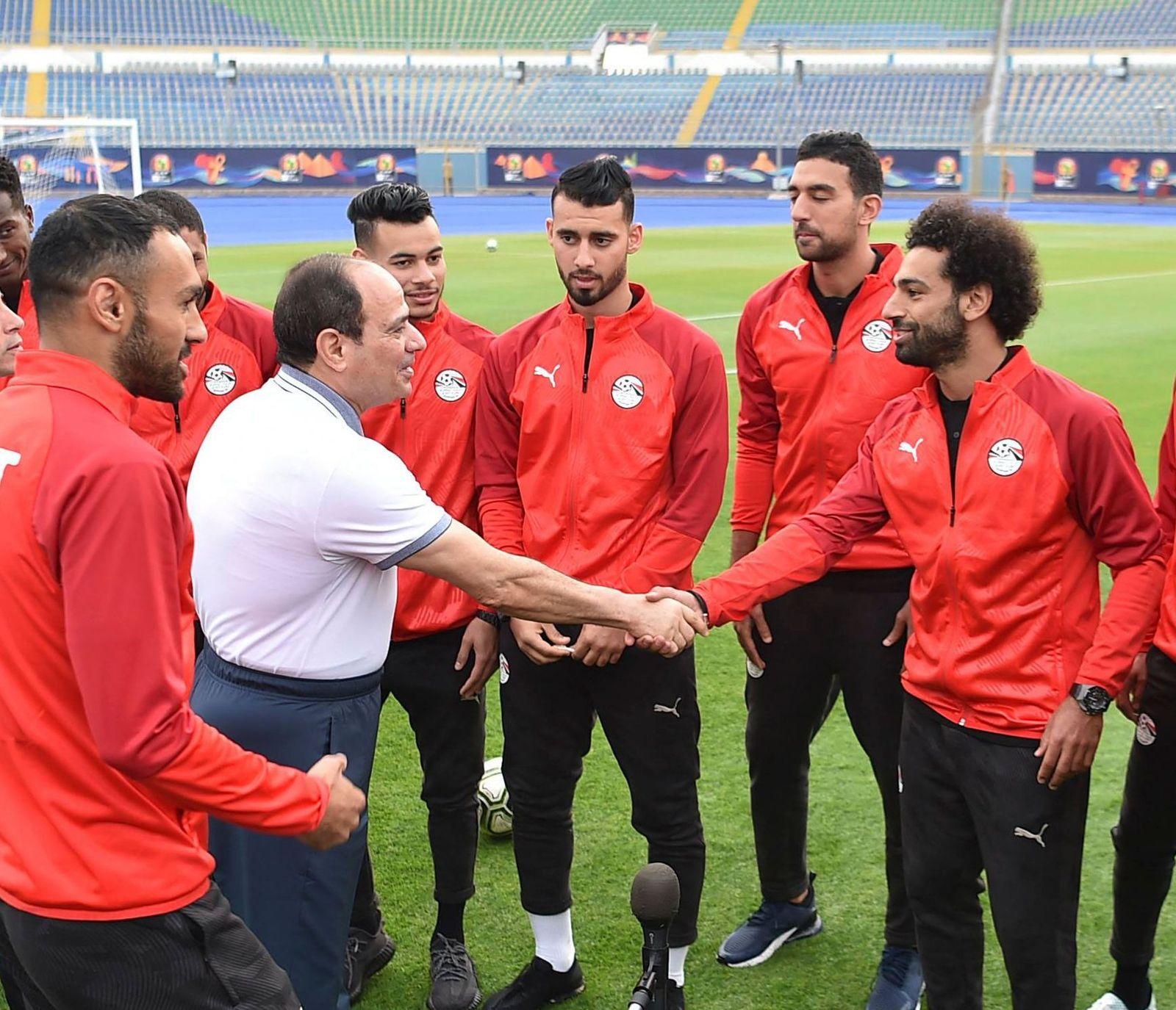 Afrika-Cup/Ägypten