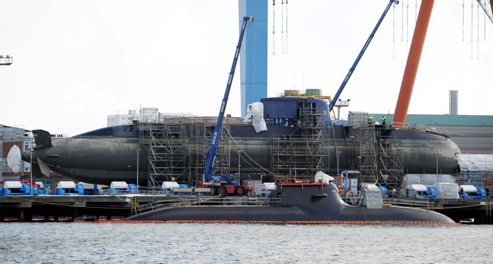 Uboot Kiel