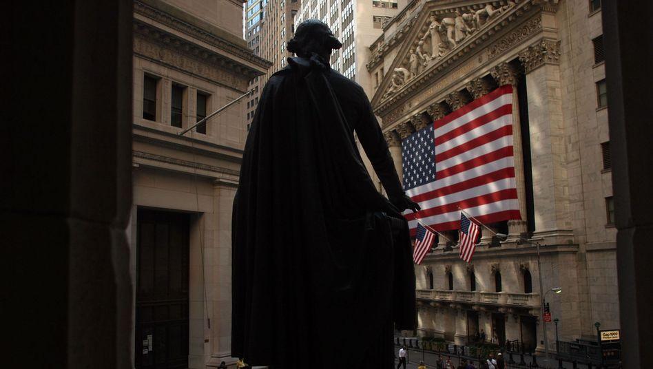 New Yorker Börse: Keine Einsicht an der Wall Street