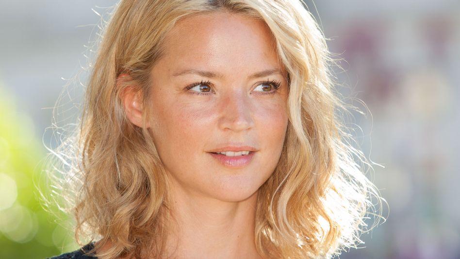 Die Schauspielerin Virginie Efira