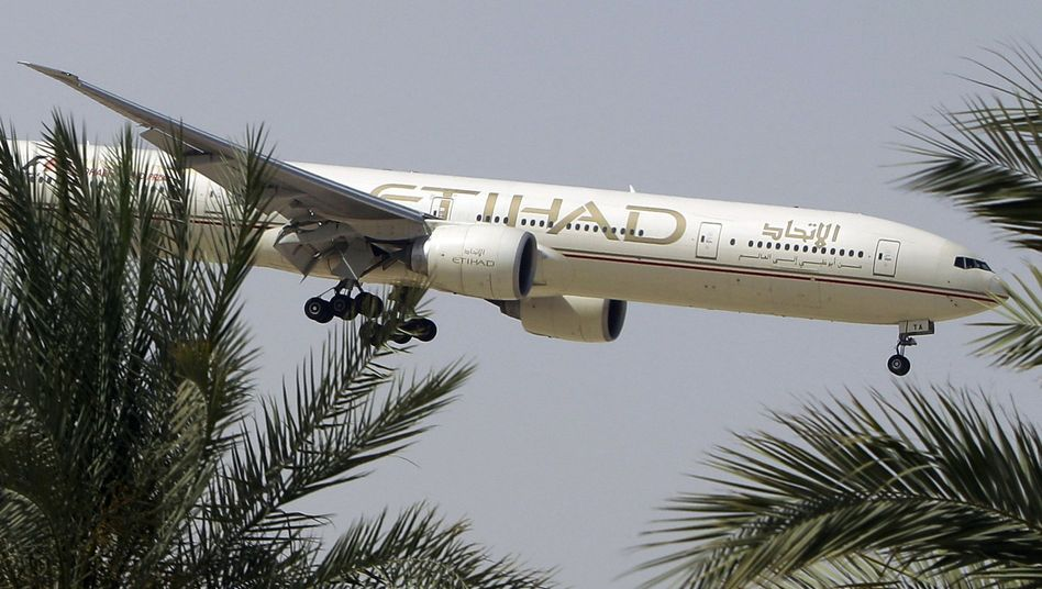 Flugzeuge von Etihad Airways (Archiv)