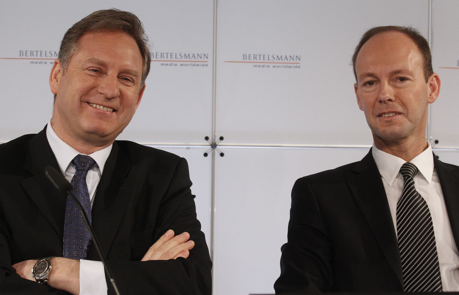 Thomas Rabe / Bertelsmann