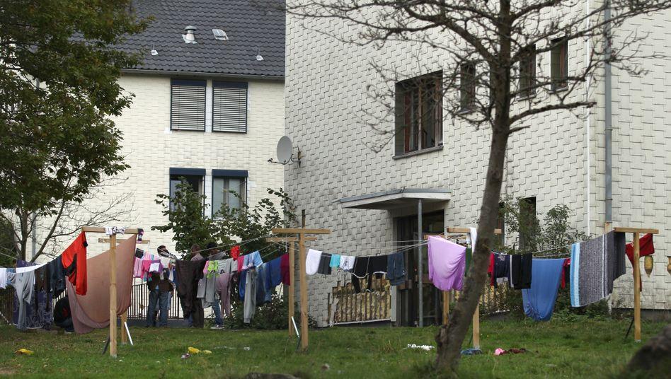 Flüchtlingsheim in Burbach (Archiv): Böllern nicht erlaubt
