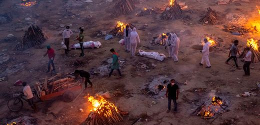 A Country in Flames: Complacency and Government Failures Fueled India's COVID Disaster