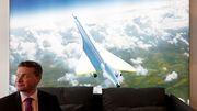 United Airlines bestellt 15 Überschalljets bei Boom Supersonic