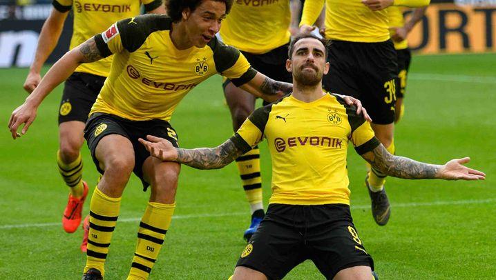 Dortmund-Sieg gegen Wolfsburg: Der Doppel-Paco
