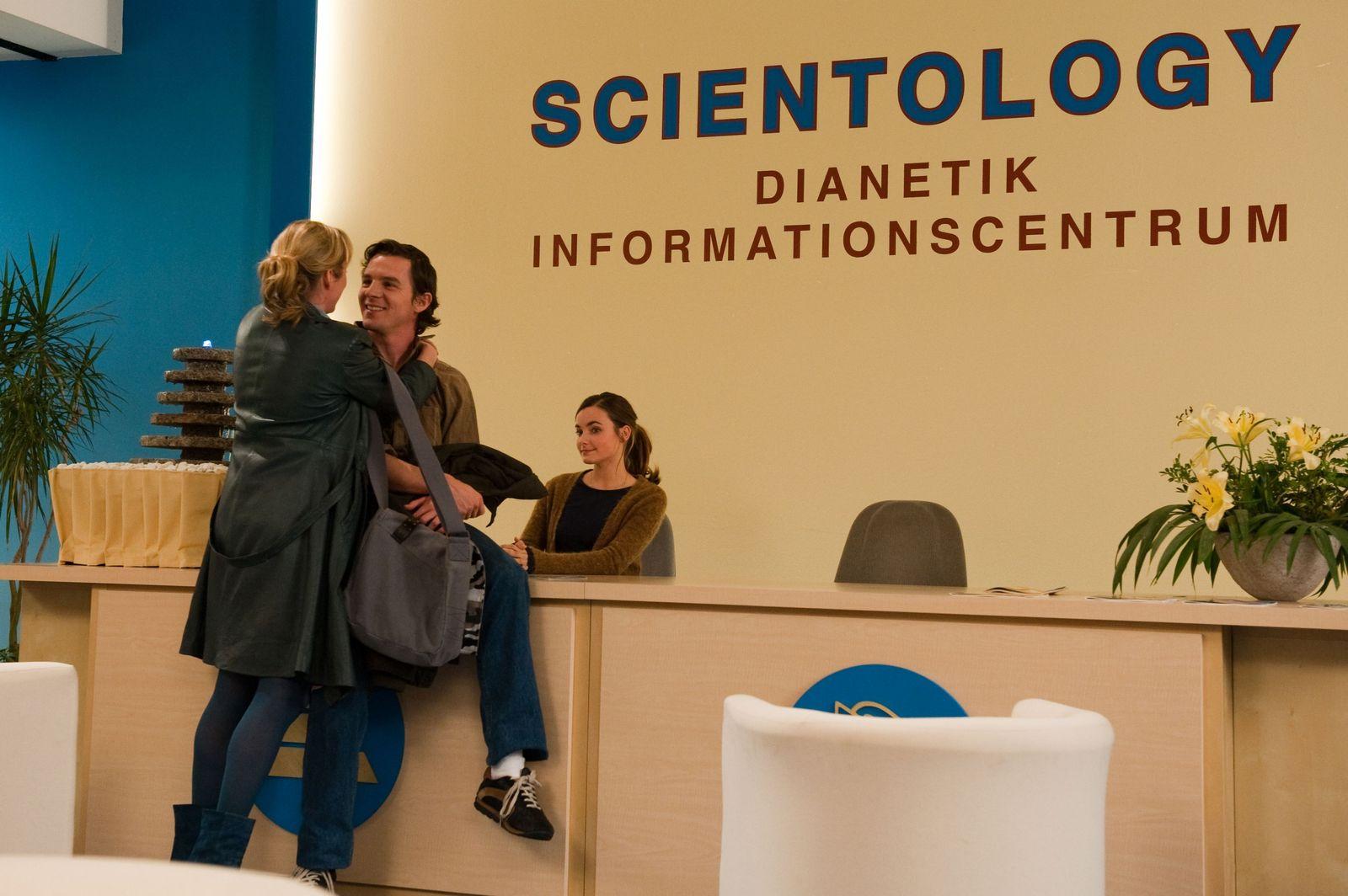 """EINMALIGE VERWENDUNG ARD / Scientology / """"Bis nichts mehr bleibt"""""""
