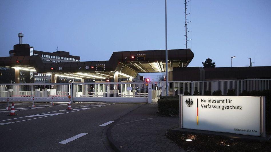 BfV-Zentrale in Köln