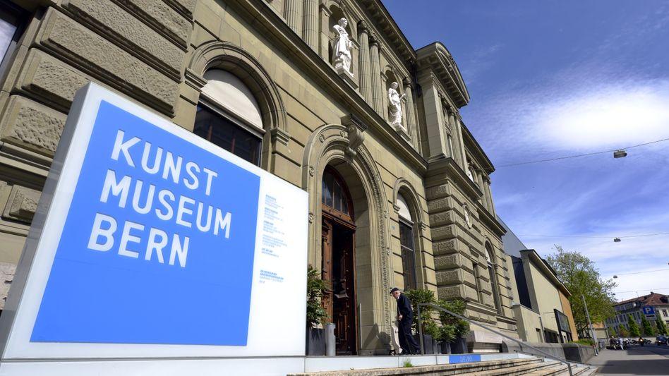 Kunstmuseum Bern: Will demnächst verkünden, ob es das Erbe antritt