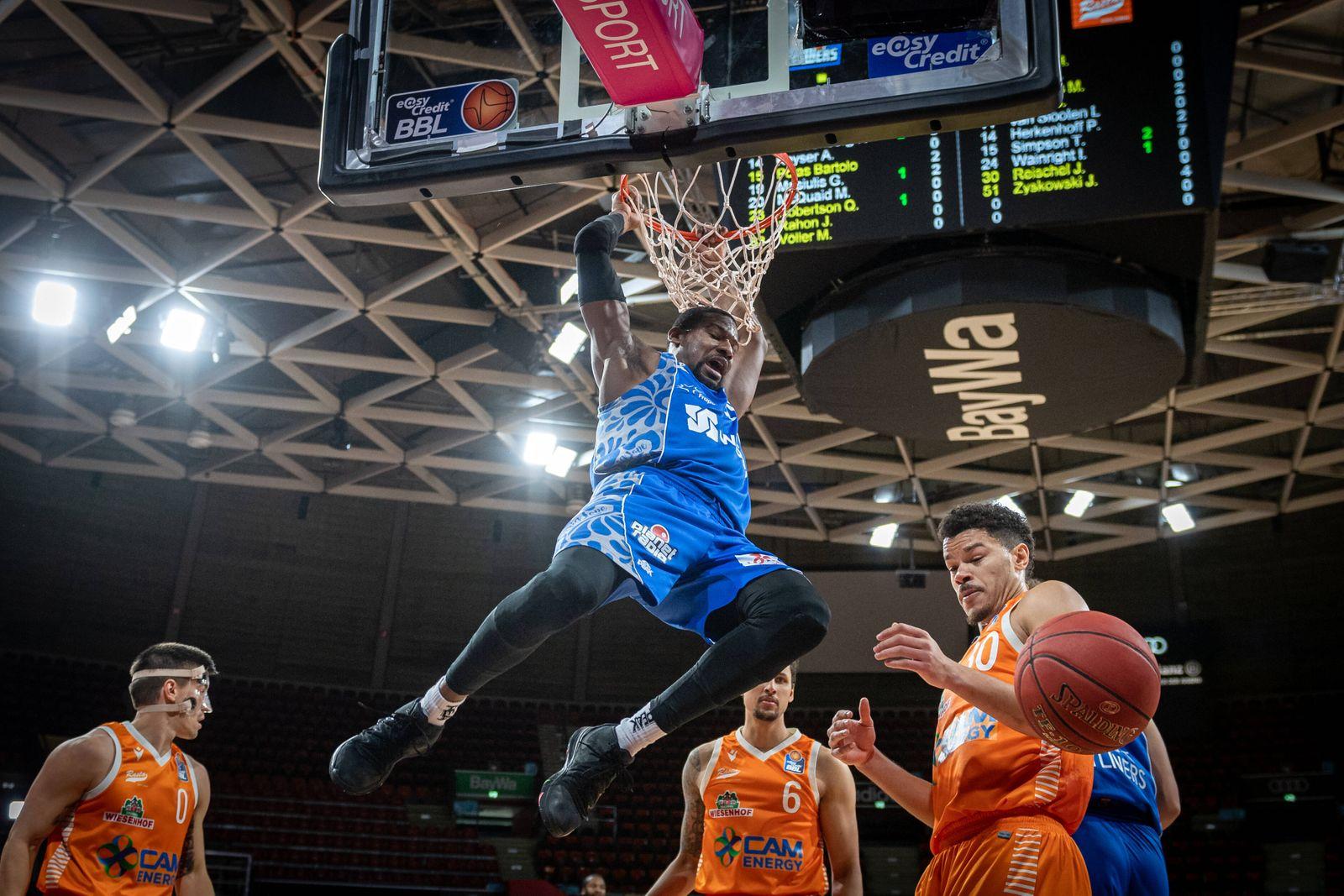 Basketball easyCredit BBL Final-Turnier Basketball München 11.06.2020 Saison 2019 / 2020 easyCredit BBL Final-Turnier 2