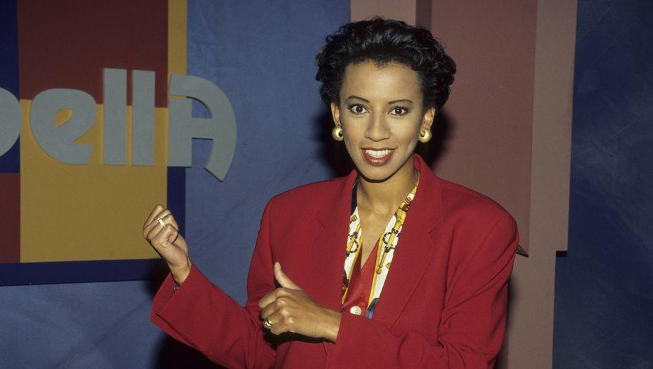 Arabella Kiesbauer 1994: Idol meiner Jugend