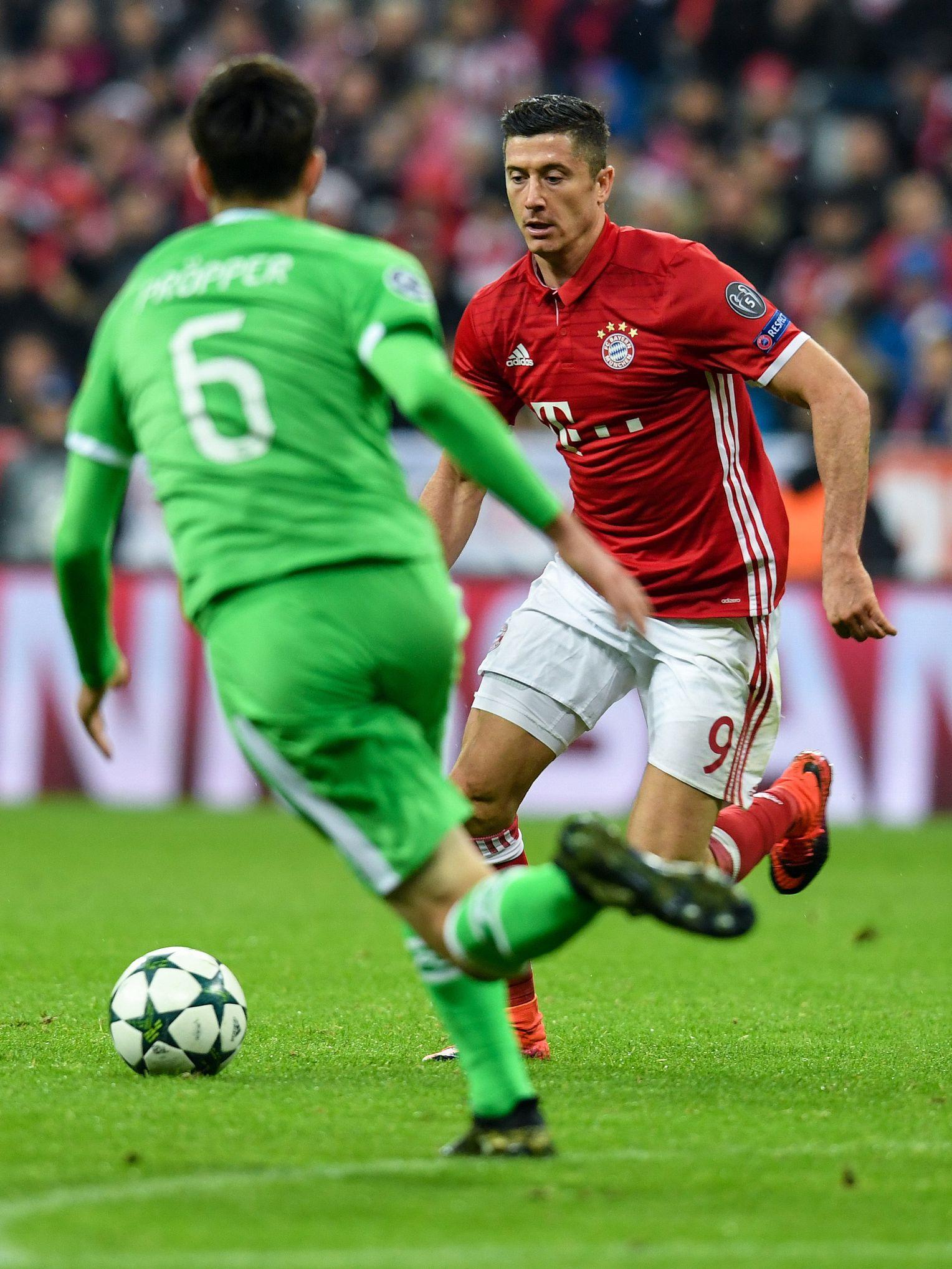 Fc Bayern Vs Eindhoven